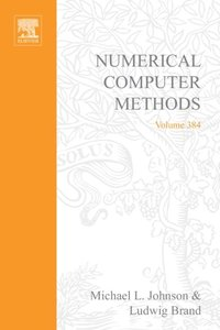 Numerical Computer Methods, Part E (e-bok)