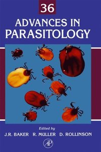 Advances in Parasitology (e-bok)