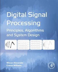 Digital Signal Processing av Winser Alexander, Cranos M Williams (E-bok)