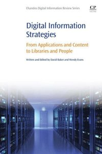 Digital Information Strategies (e-bok)