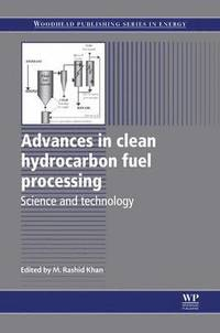 Advances in Clean Hydrocarbon Fuel Processing (häftad)