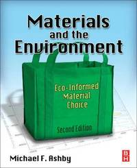Materials and the Environment: Eco-informed Material Choice (häftad)