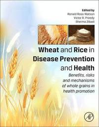 Wheat and Rice in Disease Prevention and Health (inbunden)