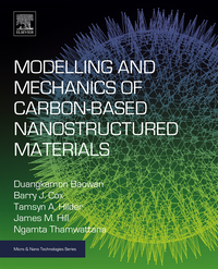 Modelling and Mechanics of Carbon-based Nanostructured Materials (e-bok)
