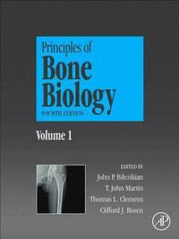 Principles of Bone Biology (inbunden)