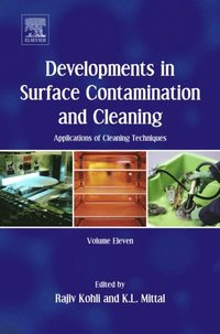 Developments in Surface Contamination and Cleaning: Applications of Cleaning Techniques (e-bok)