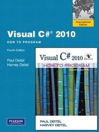 Visual Basic How To Program Deitel Pdf