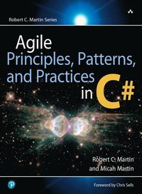Agile Principles, Patterns, and Practices in C# (inbunden)