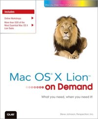 Mac OS X Lion on Demand (e-bok)
