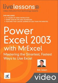Power Excel 2003 with MrExcel LiveLessons (Video Training)