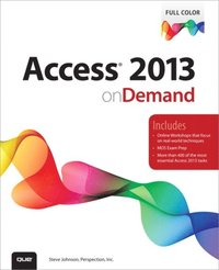 Access 2013 on Demand (e-bok)