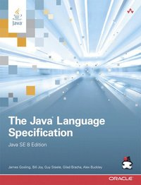 The Java Language Specification, Java SE 8 Edition (häftad)