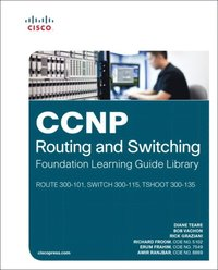 CCNP Routing and Switching Foundation Learning Guide Library (e-bok)