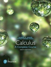 Calculus: A Complete Course - Robert A Adams - Häftad