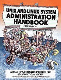 UNIX and Linux System Administration Handbook (häftad)