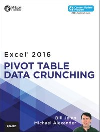 Excel 2016 Pivot Table Data Crunching (includes Content Update Program) (e-bok)