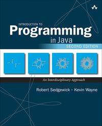 Introduction To Programming In Java Av Robert Sedgewick Kevin Wayne E Bok