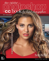 Adobe Photoshop CC Book for Digital Photographers (2017 release) (e-bok)