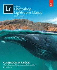 Adobe Photoshop Lightroom Classic Classroom in a Book (2020 release) (häftad)