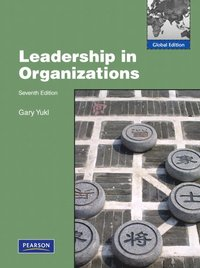 summary leadership in organizations yukl Organizations also need effective managers who possess adequate leadership   leadership and management (kotter 2006 gordon and yukl 2004 zaccaro   table 1 presents, in the form of short summaries, the views of.