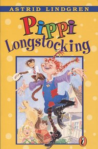 Pippi Longstocking (häftad)