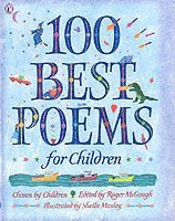 100 Best Poems for Children (häftad)