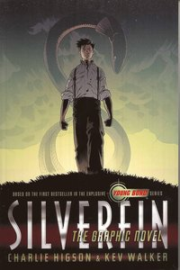 SilverFin: The Graphic Novel (häftad)