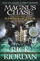 Magnus Chase and the Hammer of Thor (Book 2) (häftad)