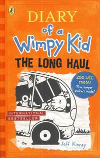 Diary of a Wimpy Kid: The Long Haul (Book 9) (häftad)
