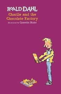 Charlie and the Chocolate Factory (inbunden)