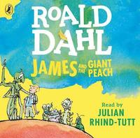 James and the Giant Peach (cd-bok)