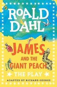 James and the Giant Peach (häftad)