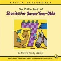 The Puffin Book of Stories for Seven-year-olds (cd-bok)