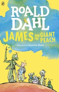 James and the Giant Peach (e-bok)