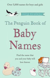 Penguin Book of Baby Names (e-bok)