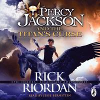Percy Jackson and the Titan's Curse (Book 3) (ljudbok)