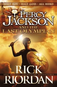 Percy Jackson and the Last Olympian (Book 5) (e-bok)