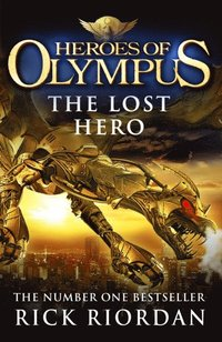 Lost Hero (Heroes of Olympus Book 1) (e-bok)