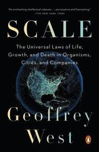 Scale: The Universal Laws of Life, Growth, and Death in Organisms, Cities, and Companies (häftad)