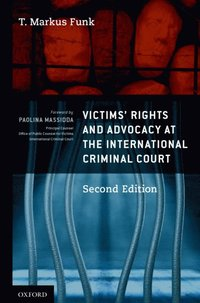 Victims' Rights and Advocacy at the International Criminal Court (e-bok)