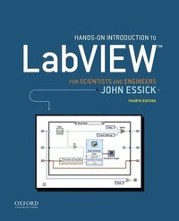 Hands-On Introduction to LabVIEW for Scientists and Engineers (häftad)