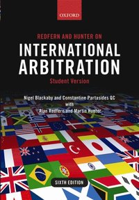 Redfern and Hunter on International Arbitration (e-bok)
