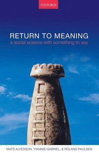 Return to Meaning (e-bok)