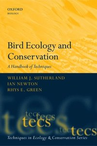 Bird Ecology and Conservation (e-bok)