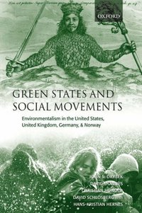 Green States and Social Movements (e-bok)