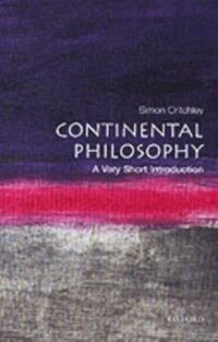 Continental Philosophy: A Very Short Introduction (e-bok)