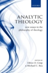analytic theology crisp oliver d rea michael c