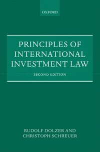 Principles of International Investment Law (e-bok)