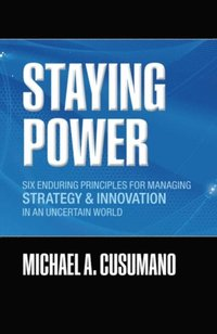 Staying Power (e-bok)
