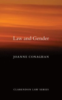 Law and Gender (e-bok)
